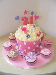 21st-Giant-Cupcake