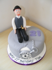 Waistcote-and-Pocket-Watch-Cake