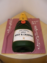 champagne-moet-bottle-cake