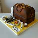 Doctors Bag cake