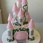 Princess Castle Cake birthday childrens