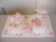 30th number birthday cake