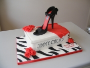 Stiletto-Heel-and-Shoe-box-cake