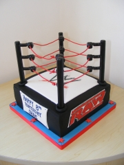 WWE-wrestling-ring-cake