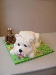 Westie-Dog-Cake