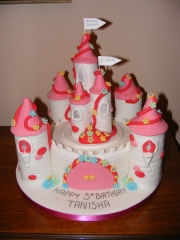 princess-fairy-castle-childs-cake