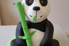 3d Panda cake Cheshire cake maker
