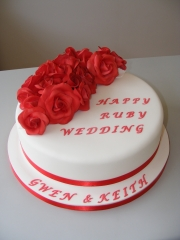 Ruby-Wedding-cake