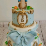 Peter Rabbit  1st Birthday Cake
