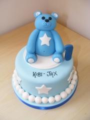 1st-Birthday-Teddy-Cake