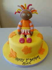 Upsey Daisy childrens  cake