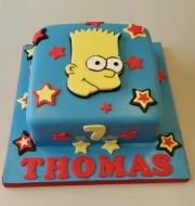 Bart cake