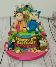 Dave and Ada Birthday Cake