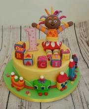 Upsey Daisy Birthday Cake