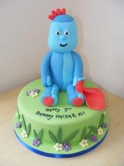 Iggle-Piggle-cake