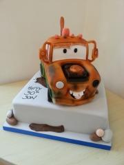 Pick-up-truck-cake