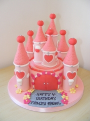 Small-Princess-Castle-cake