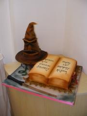 harry-potter-monster-book-cake
