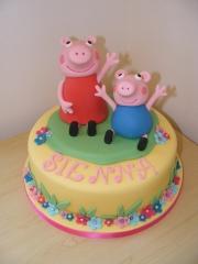 peppa-pig-and-george-cake