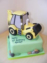 yellow-digger-cake