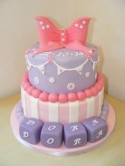 Christening-Cake-tiered