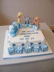 Train-ride-Christening-cake