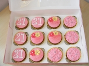 Pink-21st-Cupcakes