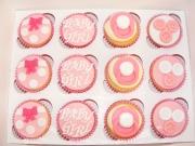 Baby-Girl-cupcakes