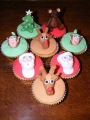 christmas-cupcakes-stoke-on-trent