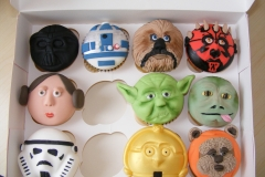 Star Wars cupcakes 2