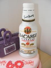 Bacardi-topper