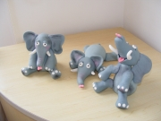 Elephant-toppers