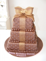 Chocolate-tiered-cake