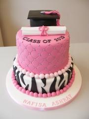 Graduation-tiered-cake