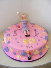 Ladies-50th-Cake
