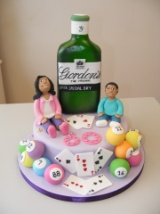 Ladies-60th-Cake