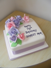 Ladies-70th-Roses-Cake