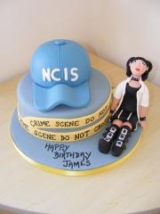 NCIS-Cake