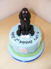 Poodle-Dog-Cake