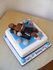 Work-out-cake