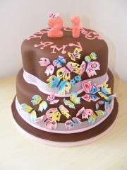 butterflys-21st-cake