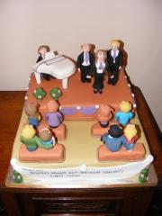 choir-cake