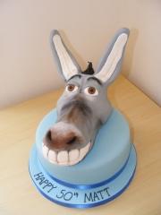donkey-cake