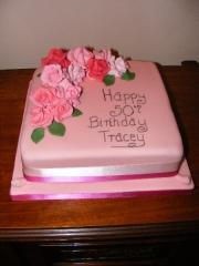 pink-roses-ladies-birthday-cake-stoke-on-trent