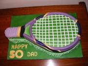 tennis-racket-cake