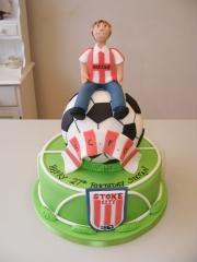Football-themed-cake