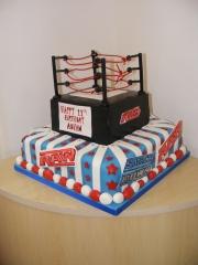 american-wrestling-cake