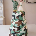 Camoflauge-Wedding-cake