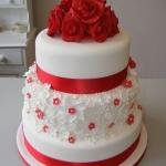 Wedding-Red-snd-white