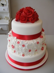 Wedding-Red-snd-white